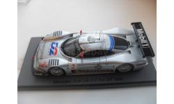 MERCEDES CLK  #2   FIA GT LM 1998. Spark 1/43, масштабная модель, scale43, Mercedes-Benz