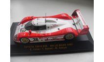 TOYOTA TS010  #36 4th LM-1993/ IXO 1/43, масштабная модель, IXO Rally (серии RAC, RAM), scale43