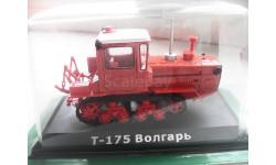 Т-175 Волгарь. Hachette 1/43
