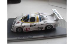 MAZDA 727C Le Mans 1984. BIZARRE 1/43, масштабная модель, scale43