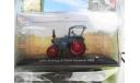 Lanz Bulldog D7506A Allzweck 1952. Hachette 1/43, масштабная модель трактора, 1:43