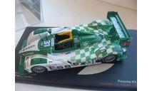 PORSCHE RS Spyder Le Mans 2009. IXO/ ALTAYA 1/43, масштабная модель, IXO Le-Mans (серии LM, LMM, LMC, GTM), 1:43