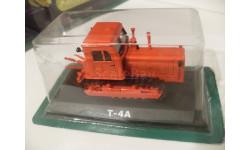 Т-4А .Hachette 1/43 (трактор), масштабная модель трактора, scale43