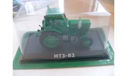 МТЗ-82 .Hachette 1/43, масштабная модель трактора, scale43