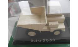 DUTRA DR-50. ТРАКТОРЫ. Hachette 1/43, масштабная модель трактора, scale43