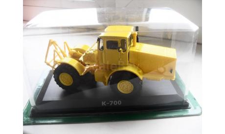 К-700. Hachette 1/43, масштабная модель трактора, 1:43