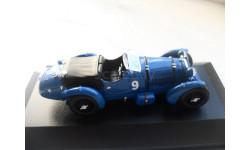 ALFA ROMEO 8C 1st Le Mans 1934. Altaya 1/43