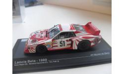 LANCIA BETA - 1980 Le Mans. IXO 1/43, масштабная модель, IXO Le-Mans (серии LM, LMM, LMC, GTM), scale0