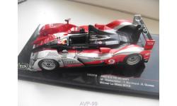 AUDI R15 TDI#9 LMP1 Winner LM 2010. IXO 1/43