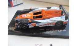 ASTON MARTIN AMR-ONE #007 Le Mans 2011. IXO 1/43