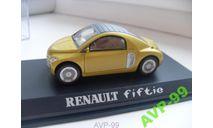 RENAULT CONCEPT CAR  FIFTIE. NOREV 1/43, масштабная модель, scale43