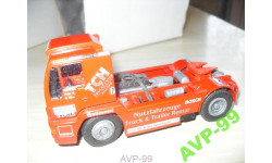 MAN Race Truck. CONRAD. Scale 1/50