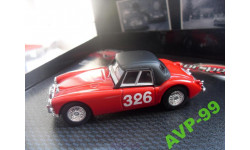 MGA 1500. RALLY ALPINE 1956. CORGI 1/43