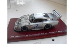 Porsche 935-84 Fabcar 'Ralph Lauren' #7 'Daytona' 1985  True Scale