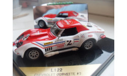 CHEVROLET CORVETTE #2 Le Mans 1971. VITESSE 1/43