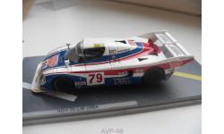 ADA 01 Le Mans 1984. BIZARRE 1/43