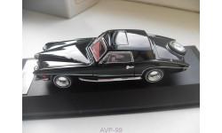 STUTZ BLACHAWK Coupe 1971. Premium Models 1/43