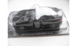 MERCEDES McLAREN SLR. DeAGOSTINI 1/43, масштабная модель, Mercedes-Benz, Суперкары. Лучшие автомобили мира, журнал от DeAgostini, 1:43