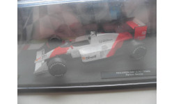 McLAREN MP 4/4 - 1988 Ayrton Senna. scale:1/43, масштабная модель, scale43