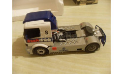 MERCEDES BENZ RACE TRUCK TEAM M RACING #8. Minichamps 1/43, масштабная модель, Mercedes-Benz, 1:43