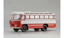 Павловский Автобус 652 1960 г., маршрут 'Одесса - Заказной', масштабная модель, ПАЗ, DiP Models, 1:43, 1/43