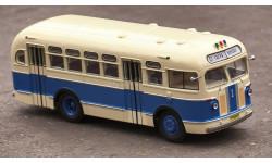 Автобус ЗиС-155 бежево-синий (2-й выпуск) КБ