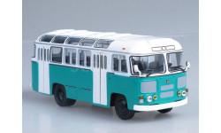 Автобус ПАЗ-672М зеленый СОВА
