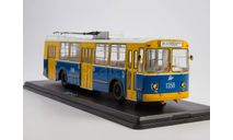 С РУБЛЯ!!! - Троллейбус ЗИУ-682Б - SSM, масштабная модель, Start Scale Models (SSM), 1:43, 1/43