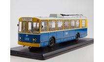 Троллейбус ЗИУ-682Б, г. Москва, маршрут №35, масштабная модель, Start Scale Models (SSM), scale43