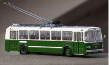 Троллейбус ЗиУ-5 зелёный, масштабная модель, Classicbus, 1:43, 1/43