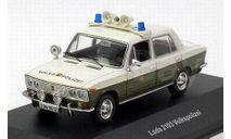 Жигули ВАЗ-2103 Volkspolizei Cars & Co, масштабная модель, IST Models, 1:43, 1/43