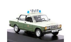 Жигули ВАЗ-2107 Volkspolizei Cars & Co, масштабная модель, IST Models, 1:43, 1/43