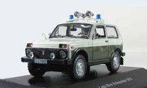 Нива ВАЗ-2121 Volkspolizei Cars & Co, масштабная модель, IST Models, scale43