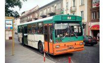 С РУБЛЯ!!! - Автобус Heuliez O305 HLZ 21, масштабная модель, Mercedes-Benz, Hachette, 1:43, 1/43