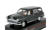 Волга ГАЗ-22 черная IST, масштабная модель, IST Models, 1:43, 1/43