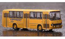 Автобус Икарус-260 охра 'Аэрофлот' №6 'КБ', масштабная модель, Ikarus, Classicbus, 1:43, 1/43