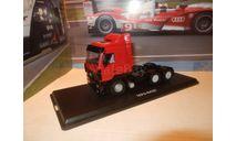 Седельный тягач МАЗ-6430 красный, масштабная модель, Start Scale Models (SSM), 1:43, 1/43