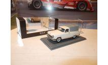 Волга ГАЗ-М22 бежевый пикап с серым тентом, масштабная модель, Neo Scale Models, 1:43, 1/43
