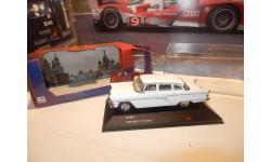 Чайка ГАЗ-13 белая IST, масштабная модель, IST Models, 1:43, 1/43