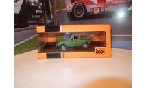 ВАЗ-2121 Нива зеленая IXO, масштабная модель, IXO Road (серии MOC, CLC), 1:43, 1/43