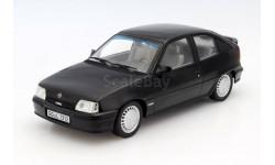 Опель Opel Kadett GSI 1987 Черный Norev 1:18 183612 БЕСПЛАТНАЯ доставка
