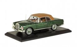 Мерседес Бенц Mercedes Benz 280 SE 3.5 (W111) Cabriolet 1969 Norev 1:18 183434 БЕСПЛАТНАЯ доставка