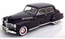 Кадиллак Cadillac Fleetwood Series 60 Special Sedan 1941 Черный IST MCG 1:18, масштабная модель, scale18
