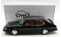 Сааб Saab 900 Turbo 16V Aero Mk1 1984 Otto 1:43 OT308 БЕСПЛАТНАЯ доставка, масштабная модель, scale18