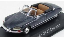 Ситроен Citroen DS21 Cabriolet 1971 Norev 1:43 157054 БЕСПЛАТНАЯ доставка