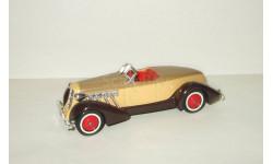 Auburn 851 1935 Models of Yesterday Matchbox 1:43 БЕСПЛАТНАЯ доставка