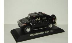 Хаммер Hummer H2 4x4 SUT 2004 Черный Norev 1:43 БЕСПЛАТНАЯ доставка