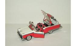 Форд Ford Fairlane Galaxie 500 1959 Franklin Mint 1:43 БЕСПЛАТНАЯ доставка