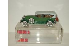 Линкольн Lincoln Sport Phaeton 1928 Rio 1:43 Ранний Made in Italy БЕСПЛАТНАЯ доставка