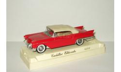 Кадиллак Cadillac Eldorado 1957 Solido 1:43 4501 БЕСПЛАТНАЯ доставка